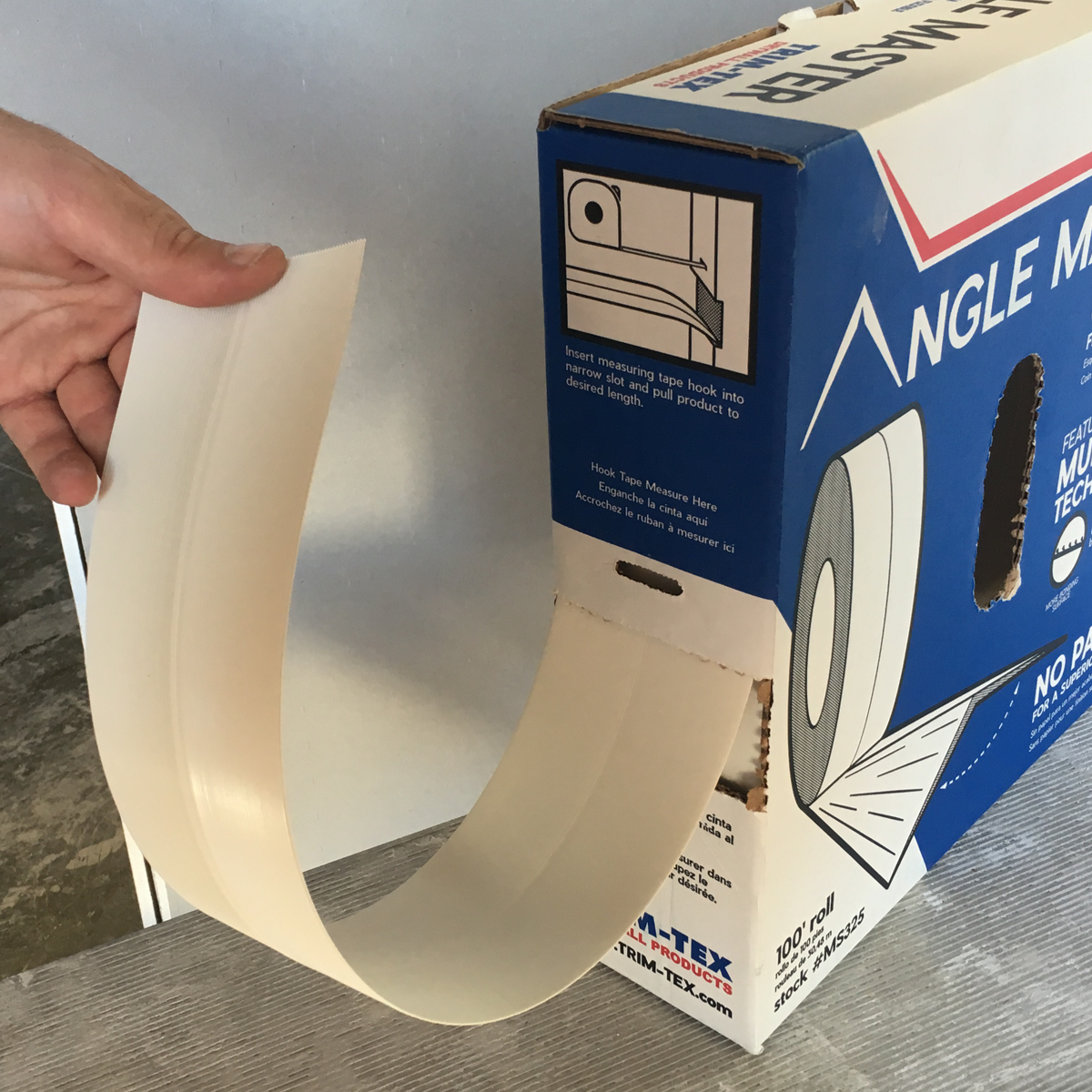 Trim-Tex Angle Master from Wallboard Tools