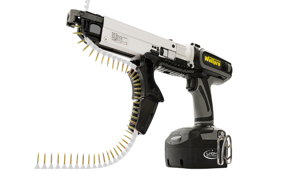 Collated Screwgun 18V Li-Ion (model 4005L) Wallpro