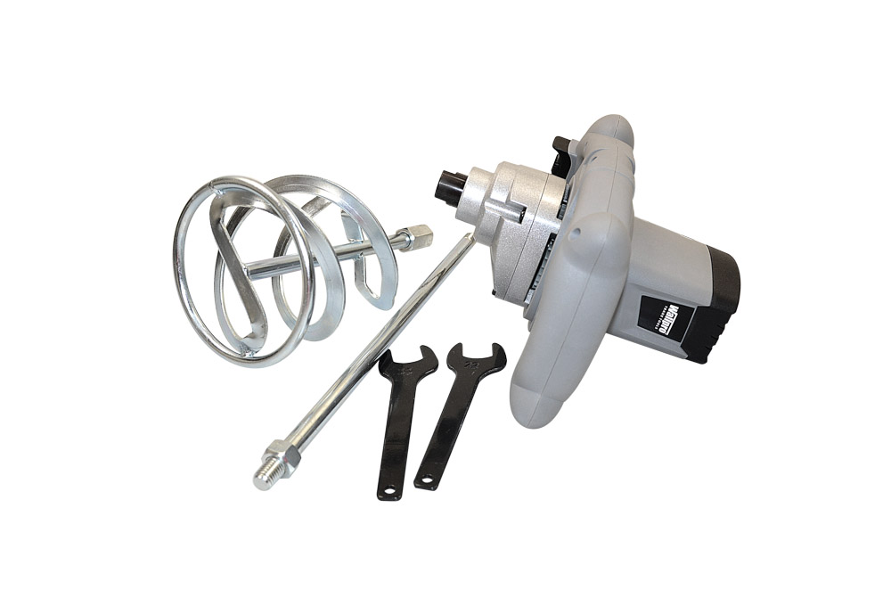 PM-600 mixer apart