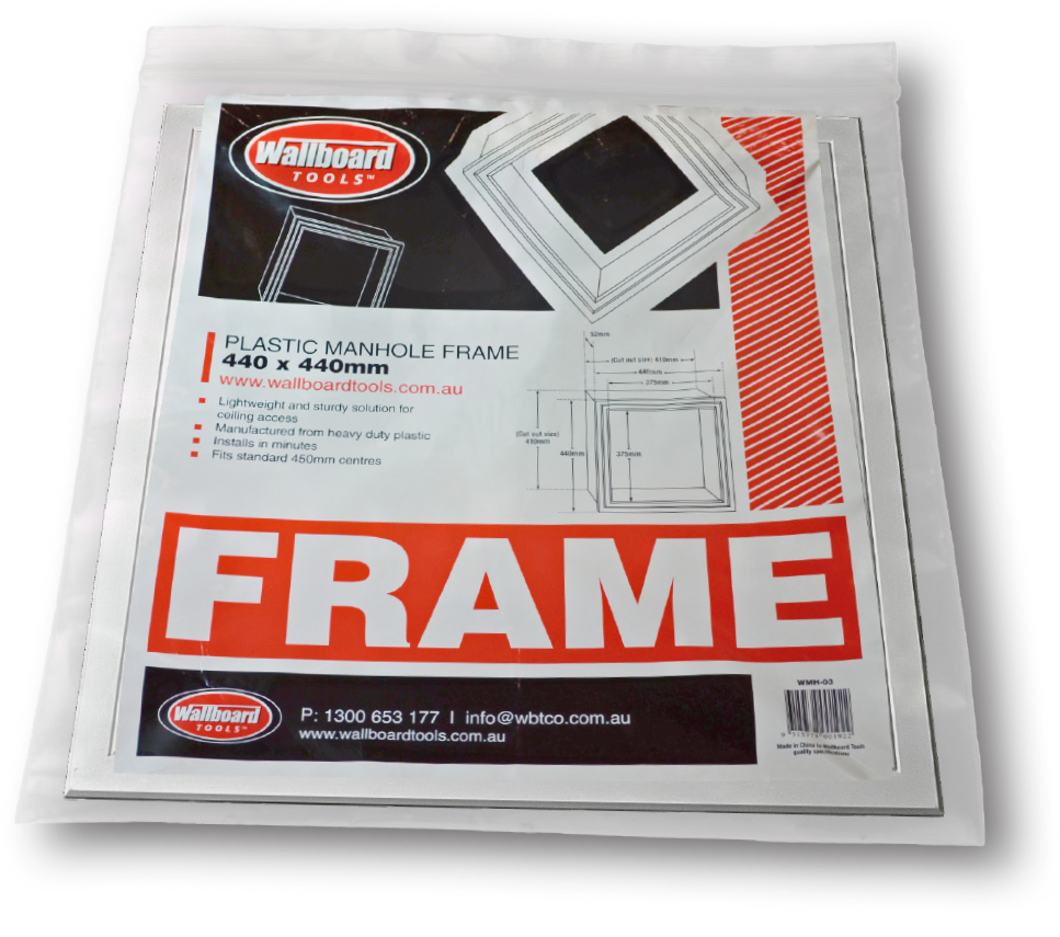 manhole frame in package