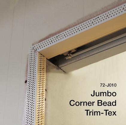 Trim-Tex Jumbo Corner Bead | Wallboard Tool Company