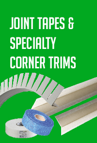 Joint Tapes & Specialty Corner Trims