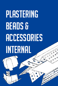 Plastering Beads & Accessories Internal
