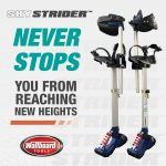 SkyStrider Stilts - Get in Quick