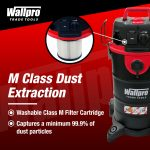 Why buy an M Class Dust Extractor?