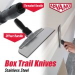 Advance Tools - Box Trail Knives - Leigh's Product Review