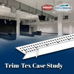 Brisbane International Cruise Ship Terminal - Trim-Tex Case Study