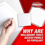 Wallboard Tools Access Panel & Manhole Range - Leigh's Product Review