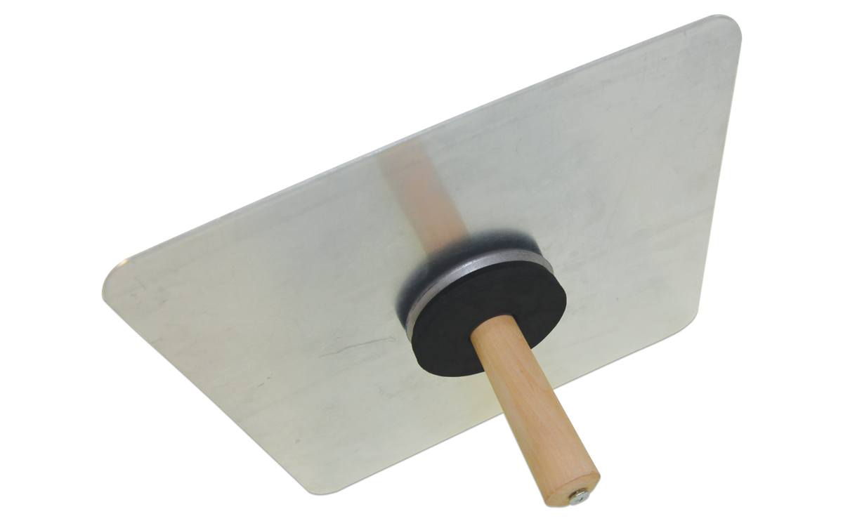Hawk Aluminium 300mm Wooden Handle WBT